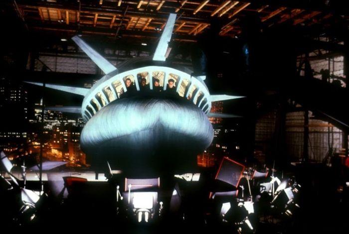 Фотографии со съёмок фильмов эпохи VHS Vhs, Фильмы, Знаменитости, Фото со съемок, Интересное, 90-е, Длиннопост