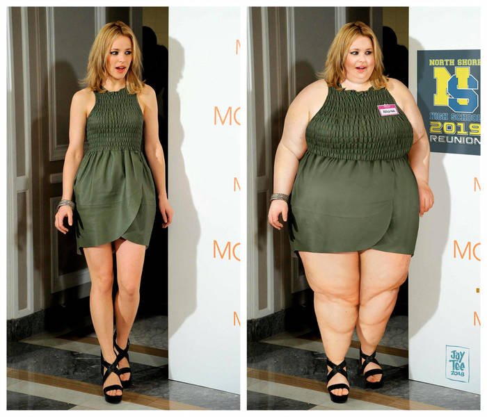 Heavy Hollywood Photoshop, Фотошоп мастер, До и после, Длиннопост