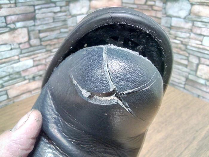 Точка к вопросу о носах. Ремонт обуви, Замена деталей, Носы обуви, Моя интересная работа, Длиннопост, Мат