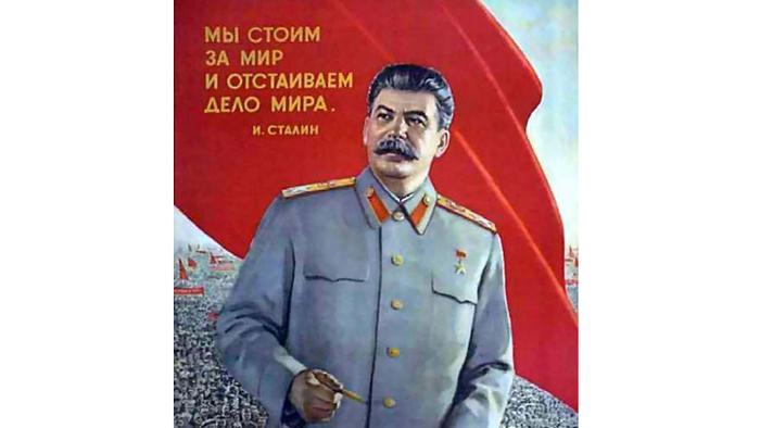 """Сталин трижды срывал планы """"глобалистов"""" - такие вещи не прощаются. История СССР, Сталин, Мировая революция, Война, Глобализация, Видео, Длиннопост"""