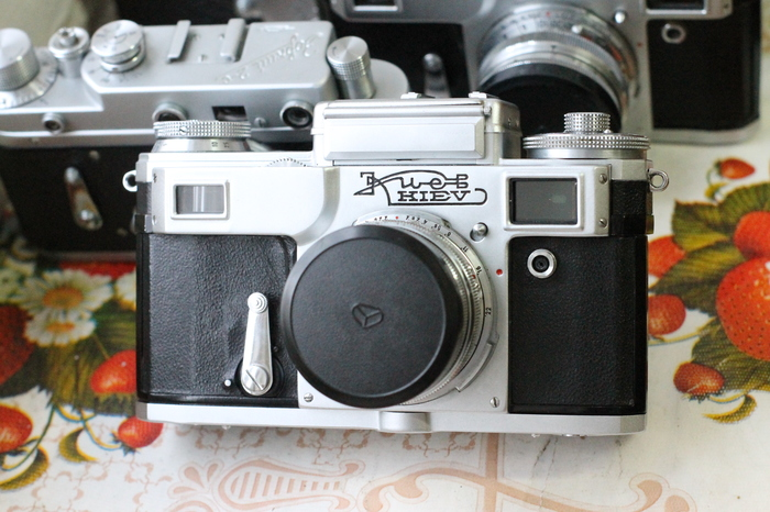 Аппарату 48 лет, а состояние, как у нового! Киев, Фотоаппарат, Фотография, Ремонт, Ностальгия, Ретро, Красота, СССР, Длиннопост