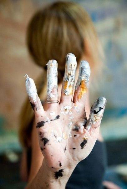 Руки художников - целая вселенная Арт, Картинки, Рисунок, Художник, Искусство, Руки, Красивое, Длиннопост