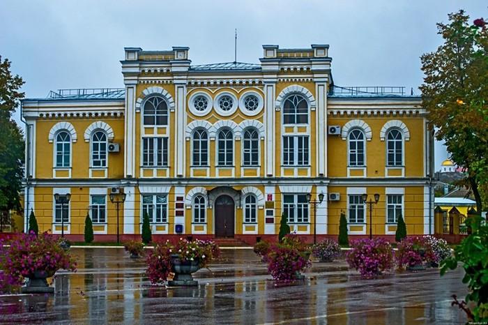 Про названия городов Города России, Родное место