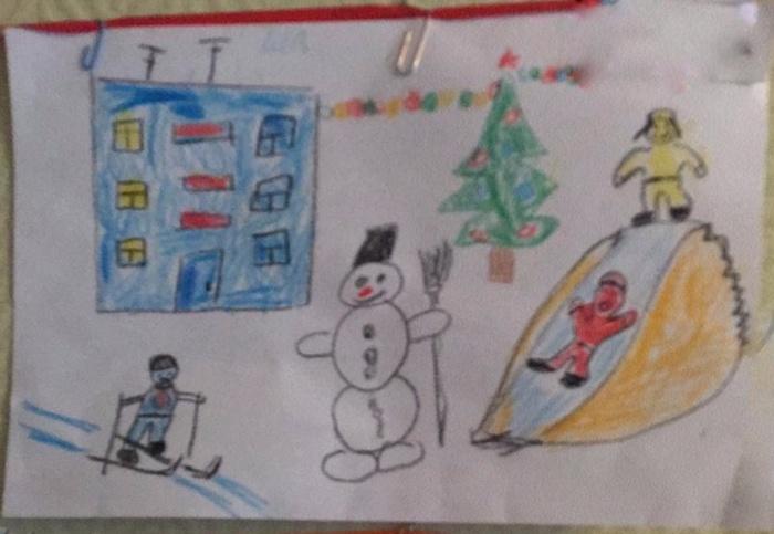 А это точно ваш ребенок рисовал? Детский сад, Ирония, Детские рисунки, Длиннопост