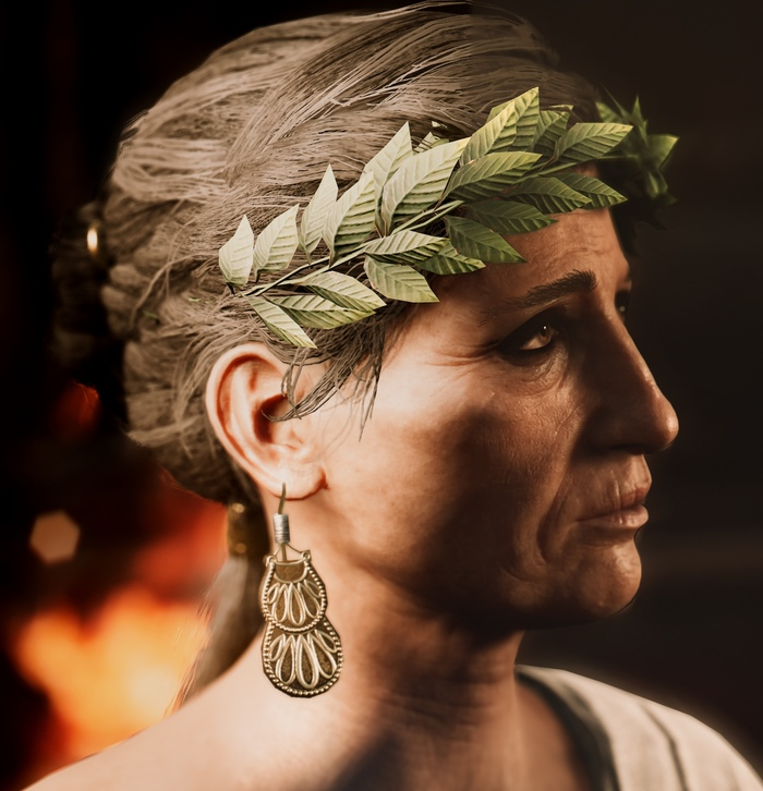 Скриншоты Assassin's Creed: Odyssey #1 Assassins Creed, Assassins Creed Odyssey, Ubisoft, Скриншот, Длиннопост