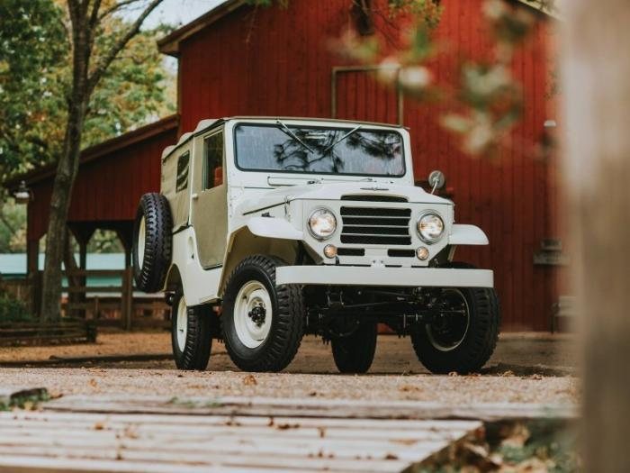 Toyota Land Cruiser FJ25 1955-1960: с чего начинался Крузак! Land Cruiser, Авто, Ретро, Фотография, Интересное, Длиннопост