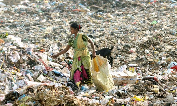 Как одна из самых грязных стран мира борется с мусором: Индия, Мусор, Переработка мусора, Экология, Сортировка отходов, Длиннопост