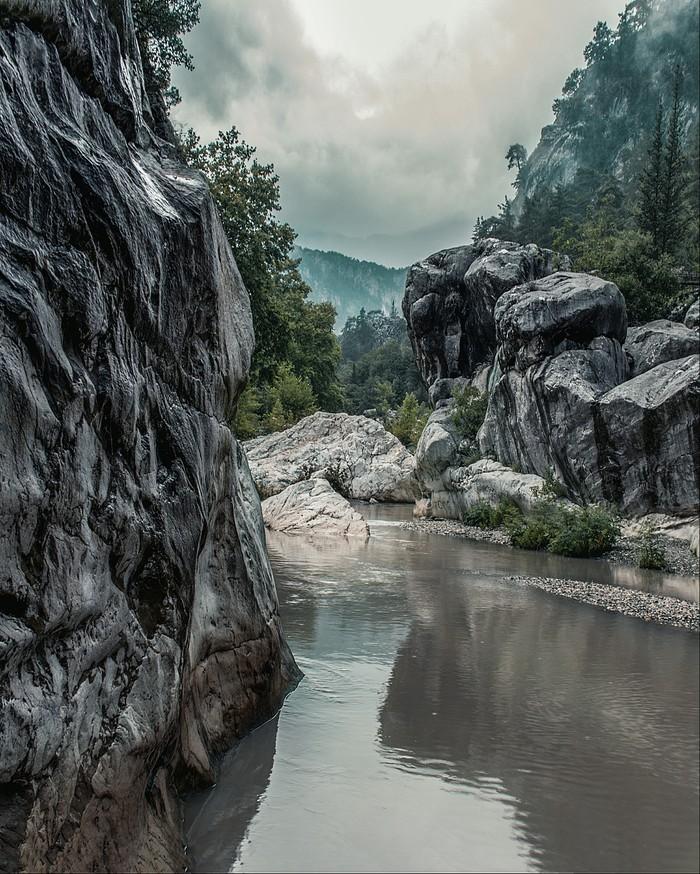 Природа Кемера Турция, Горы, Пейзаж
