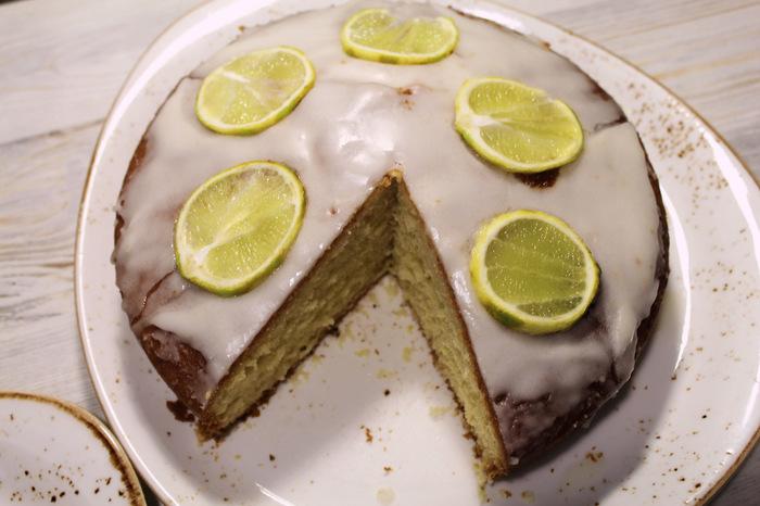 Лаймовый пирог в духовке. Еда, Видео рецепт, Пирог, Выпечка, Лайм, Видео, Длиннопост, Кулинария, Рецепт