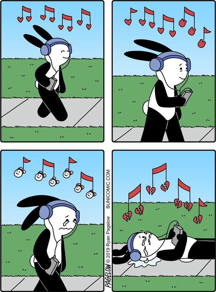 Музыка расставания