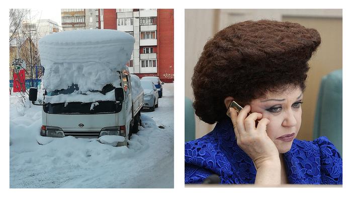 Новый образ Валентины Петренко