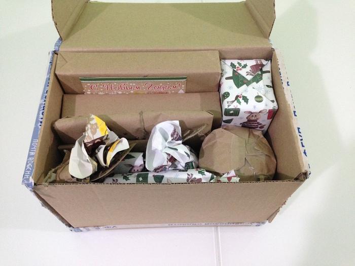 АМД из Новосибирска! Обмен подарками, Тайный Санта, Новосибирск, Снегурочка, Подарок, Новый Год, Длиннопост, Отчет по обмену подарками