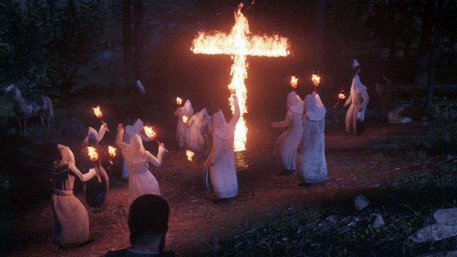 Red Dead Redemption 2 обвинили в пропаганде расизма Игры, Red Dead Redemption 2, Ккк, Расизм