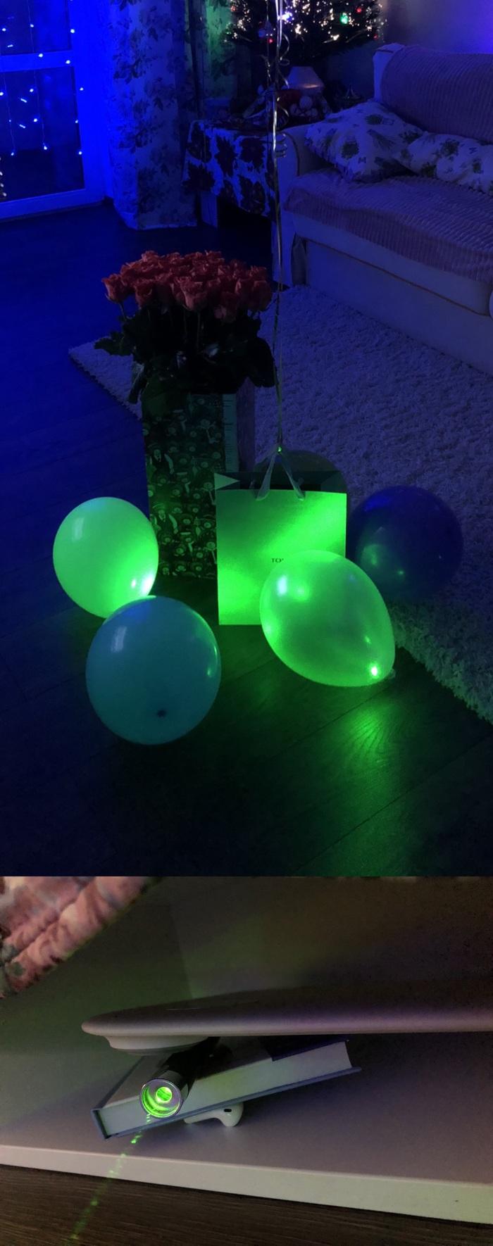 Красота за кулисами Подсветка, Лазер, Высокотехнологичная установка, Длиннопост