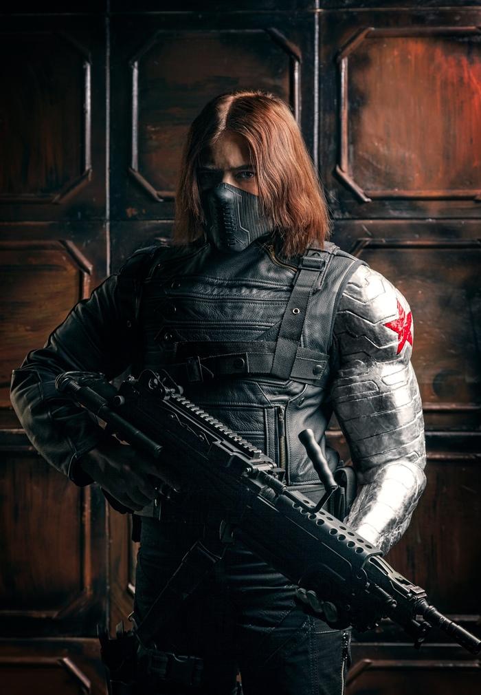 Зимний Солдат Omega N, Marvel, Зимний солдат, Капитан Америка, Косплей, Русский косплей, Мстители