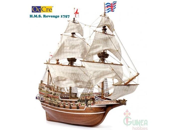 HMS Revenge 1577 (Часть 2-я) Судомоделизм, Хобби, Длиннопост