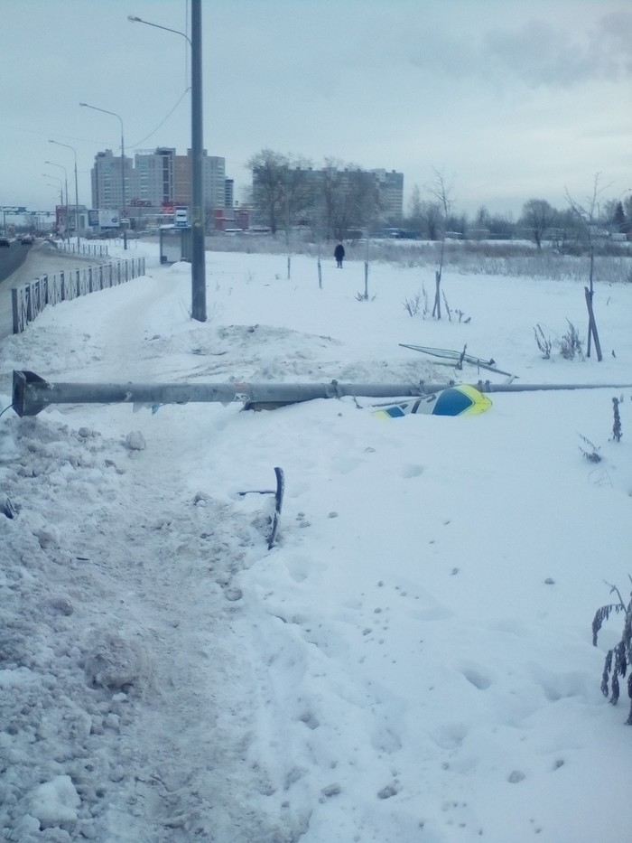 Нападение на регулировщика в СПб Дорожное движение, Светофор, Длиннопост