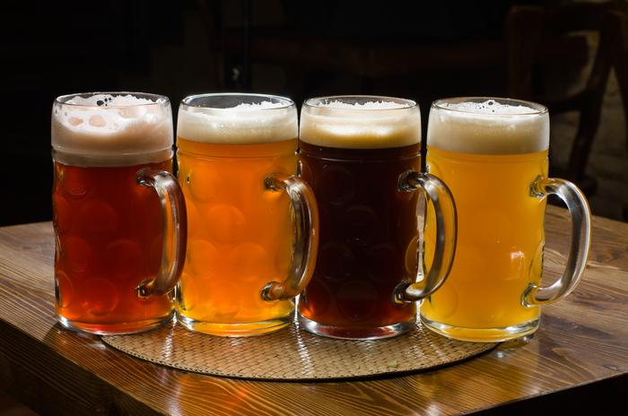 15 банок пива спасли мужчину от смерти Пиво, Здоровье, Медицина, Алкоголь