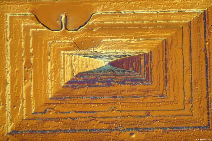 Поваренная соль Кристаллы, Соль, Микроскоп, Длиннопост