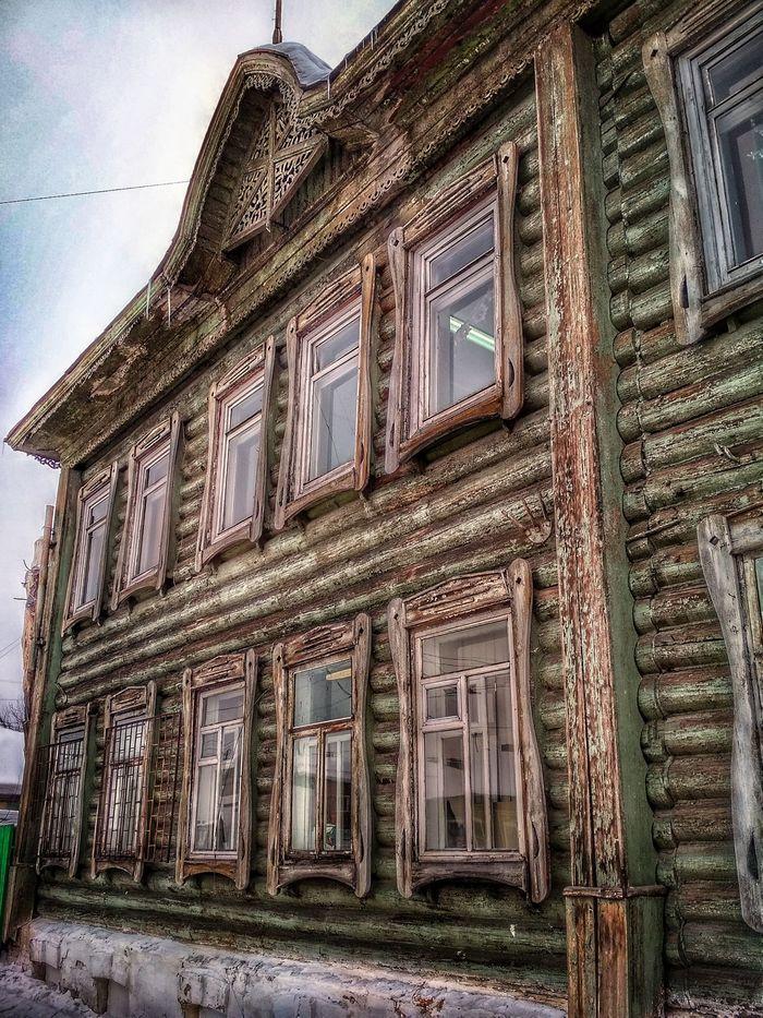 Шероховатый Фотография, Старый дом, Архитектура, Мобильная фотография, Длиннопост