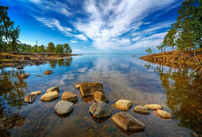 Карелия. Красота природы, Карелия, Отдых, Длиннопост, Фотография