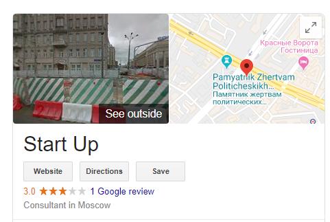 Коротко о состоянии стартапов в России Запрос в гугле, Стартап, Инновации, Google, Карты