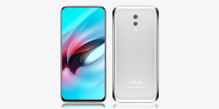 Vivo Apex: топовый флагман без разьемов на 855 Snapdragon Android, Смартфон, Гаджеты, Телефон, Hi-Tech, Apple, Гифка, Длиннопост