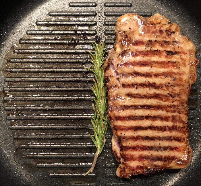 Немного вкусностей Стейк, Приготовление, Мясо, Длиннопост