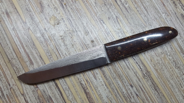 Простой ножик. Нож, Самоделки