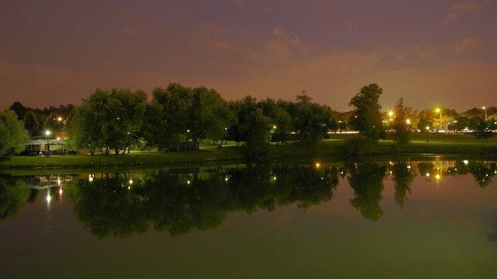 Царицыно. Москва, Царицыно, Лето, Фотография, Ночь