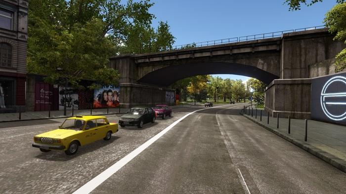 Город Кёльн для автобусного симулятора. Сравнение с реальностью и немного о сложностях моделирования городов Кельн, Симулятор, Автобус, Водитель, Моделизм, 3D, Gamedev, Длиннопост