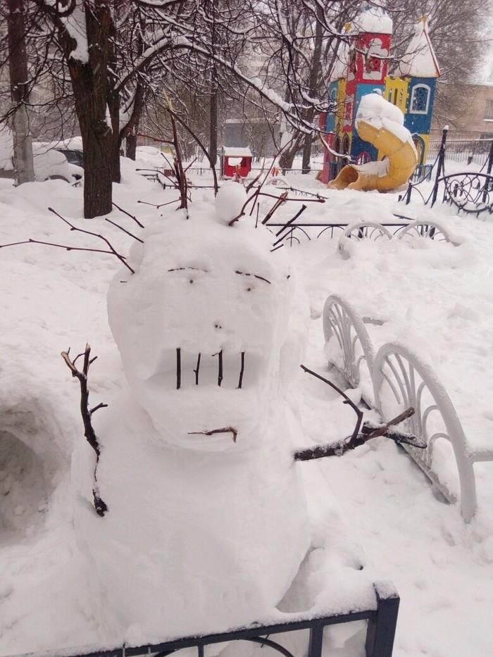 Зимнее петербургское отчаяние