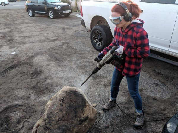 Девушка-геолог и соседи Соседи, Месть, Длиннопост, Twitter