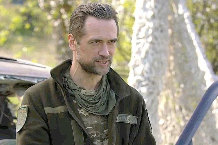 Бывший актер Пашинин, воевавший на стороне Украины, стал дворником Актеры, Перебежчик, Дворник, Украина