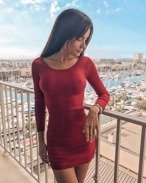 Платье и девушка #173.0