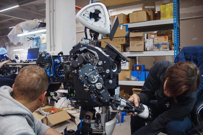Как создаются роботы. Роботы наступают, Робот, Робототехника, Длиннопост