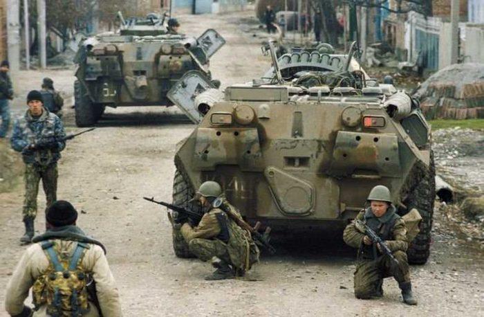 Пыль и кровь. Очерки Второй Чеченской. Вторая часть. Продолжение Длиннопост, Чечня, Война