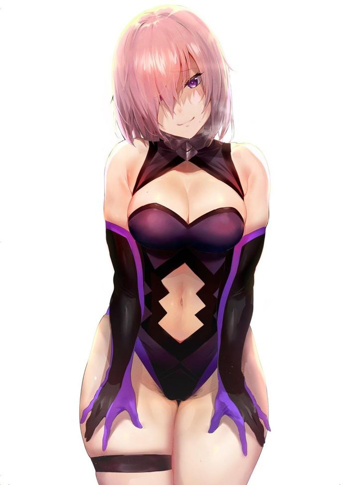 Anime Art Аниме, Anime Art, Fate Grand Order, Mashu Kyrielite