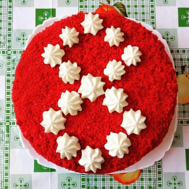 """Торт """"Красный бархат"""" Десерт, Кулинария, Кулинарный замес, Kulzames, Торт, Видео, Длиннопост, Рецепт"""