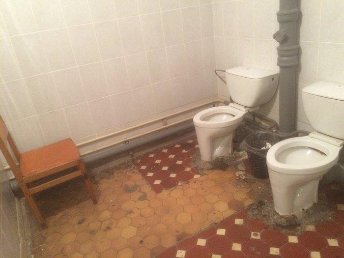 Туалет Поликлиники №3 г. Екатеринбург Бесплатная медицина, Омс, Екатеринбург, Здравоохранение