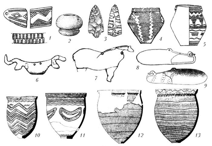 В Самарской области завершены раскопки могильника периода энеолита Археология, Наука, Неолит, Энеолит