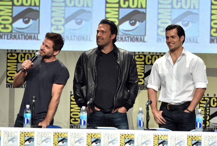 А между тем, вся эта троица уже на Netflix DC, Комиксы, Новости, Netflix, Переход, Бен Аффлек, Генри кавилл, Зак снайдер