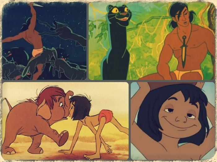 Американский зритель знает и любит нашу версию «Маугли СССР, Мультфильмы, Маугли, Книга джунглей, Анимация, Walt Disney Company, Союзмультфильм