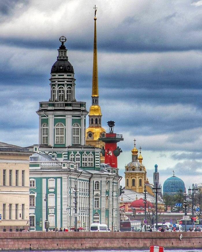 Разнообразный Санкт-Петербург
