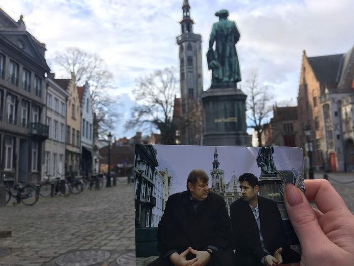Залечь на дно в Брюгге Залечь на дно в брюгге, Брюгге, Путешествия, Бельгия, Кадр из фильма, Длиннопост