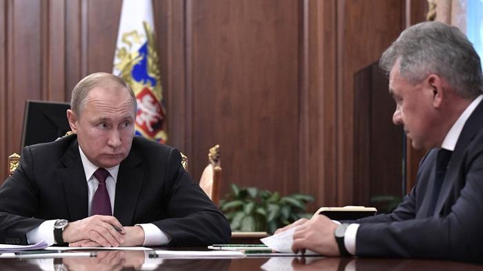 Путин объявил о приостановке участия России в ДРСМД Путин, Трамп, Шойгу, Дрсмд, Политика, Оборона, Оружие
