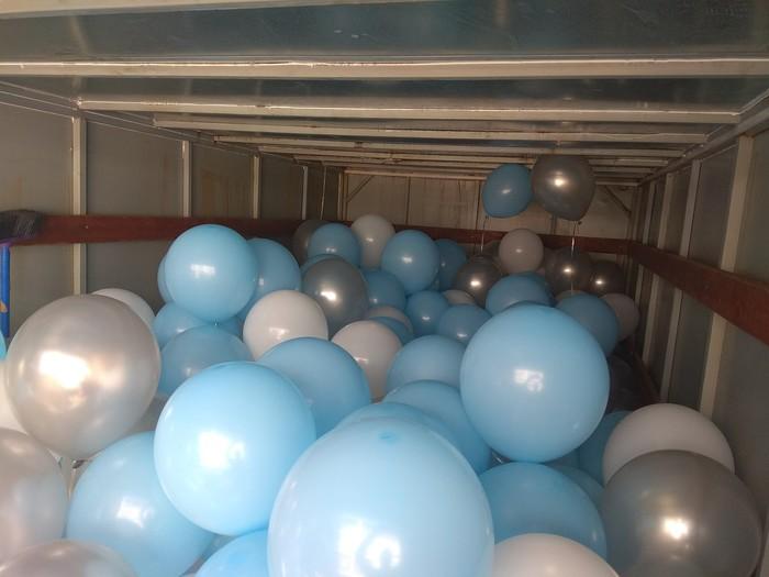 Шарики Грузоперевозки, Воздушные шарики