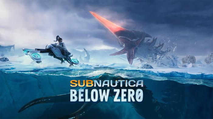 Subnautica: Below Zero - нет терпенья ждать! Subnautica, Игры, Бета, Ранний доступ, Арктика, Компьютерные игры, Видео, Длиннопост