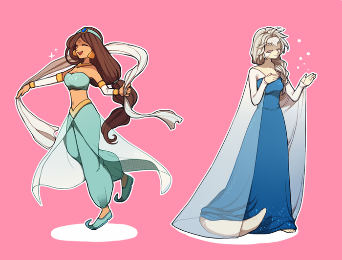 Disney Princess Donar0217, Dark Souls, Игры, Арт, Walt Disney Company, Длиннопост, Crossover