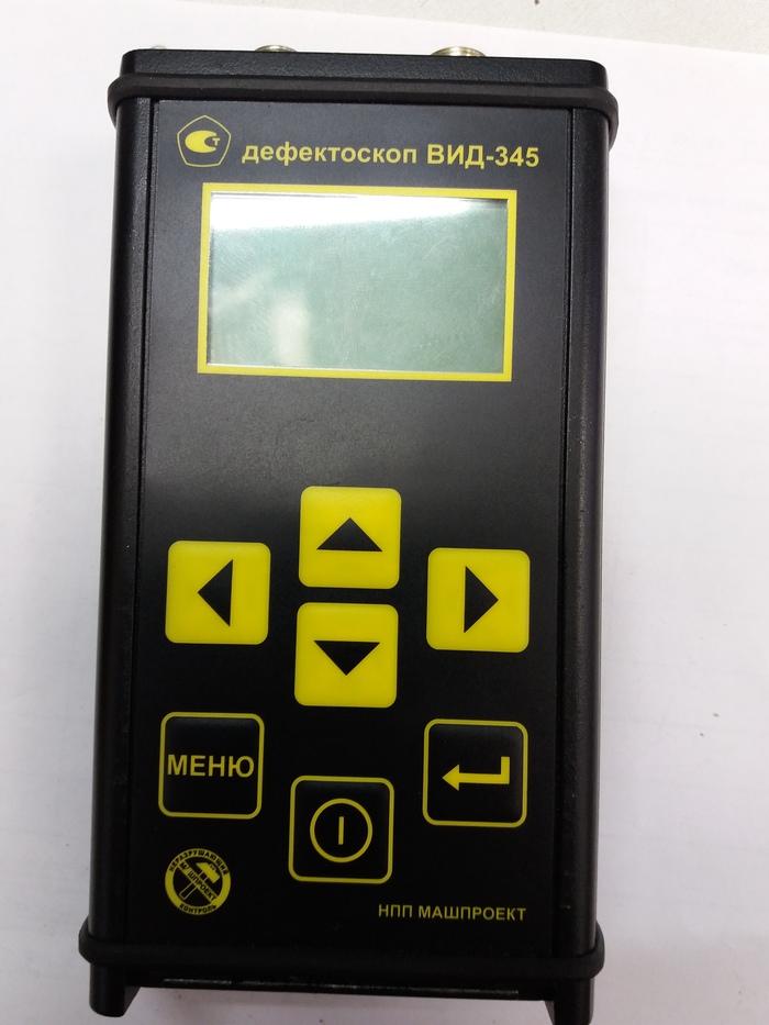 Измериловка: дефектоскоп ВИД-345 Ремонт электроники, Дефектоскоп, Длиннопост, Folk Audio Custom